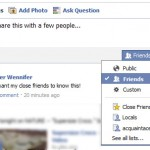 Facebook Tip – New Options When You Post an Update
