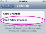 Keep your Child's Location Private: How to turn off Location Services