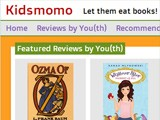 Get the kids reading this summer with Kidsmomo.com