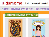 Kidsmomo web site