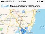 Frequent Locations: Your iPhone knows where you've been