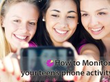 How to Monitor your teen's phone activity