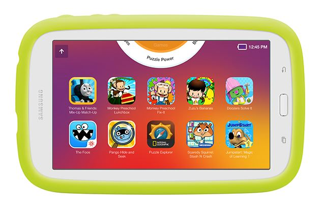 Galaxy Kids tablet