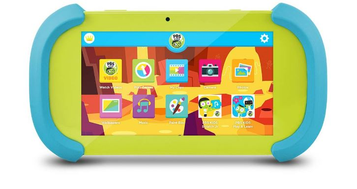 PBS Playtime tablet for kids