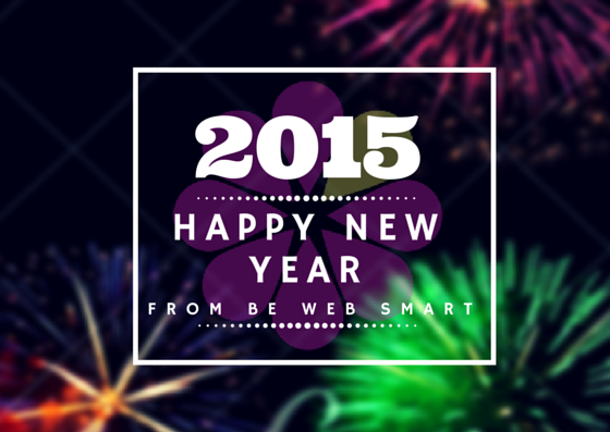 Happy New Year from Be Web Smart