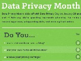 Data Privacy Month