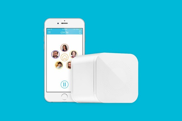 Circle from Disney - device and app for a parental control solution that covers every device in your home