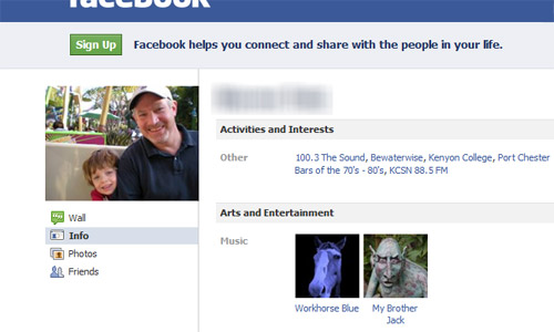 Keep your Facebook profile off search engines | Be Web Smart