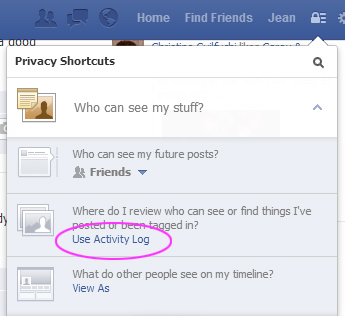 5 Minute Facebook Privacy Checkup | Be Web Smart