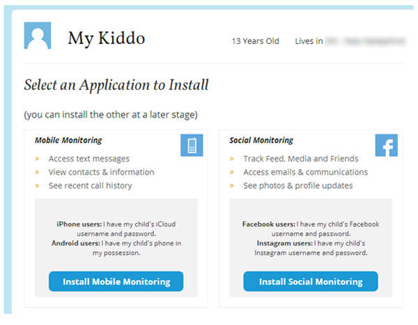 How to monitor your child's iMessages with TeenSafe | Be Web
