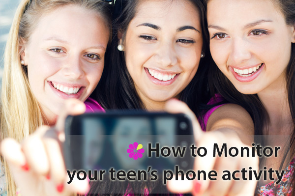How to monitor your teenagers phone