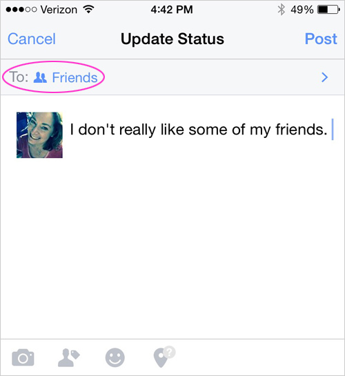 How to use the Facebook Acquaintances List to hide annoying updates