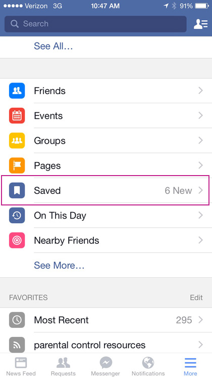 save for later on facebook instead of sharing be web smart