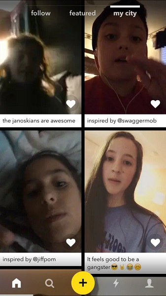 The young faces of musical.ly