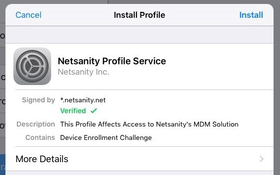 NetSanity Parental Control Review   Be Web Smart